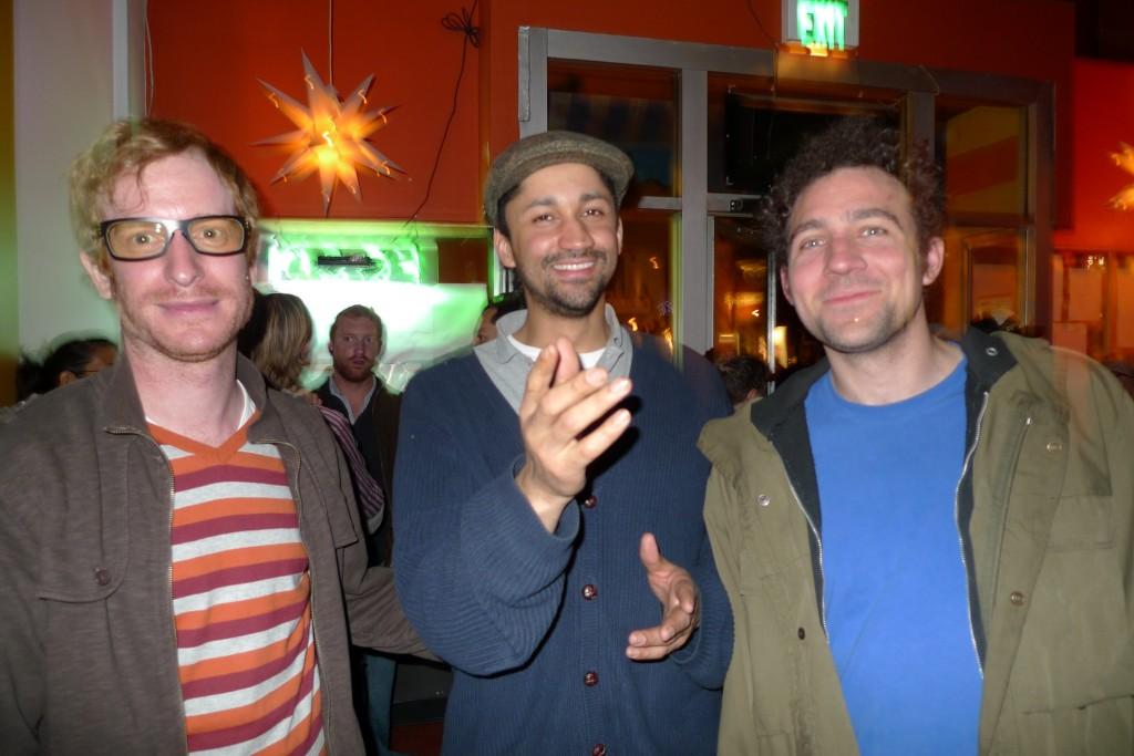 Brian, Serengeti & Polyphonic