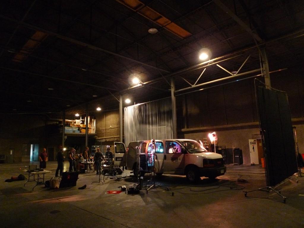 Scene 3 - The Van