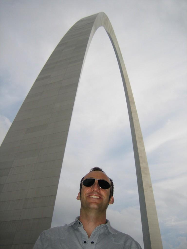 Brendan - St. Louis Arch