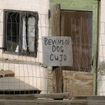 Beware of Cujo..or Joe? - Taos, New Mexico