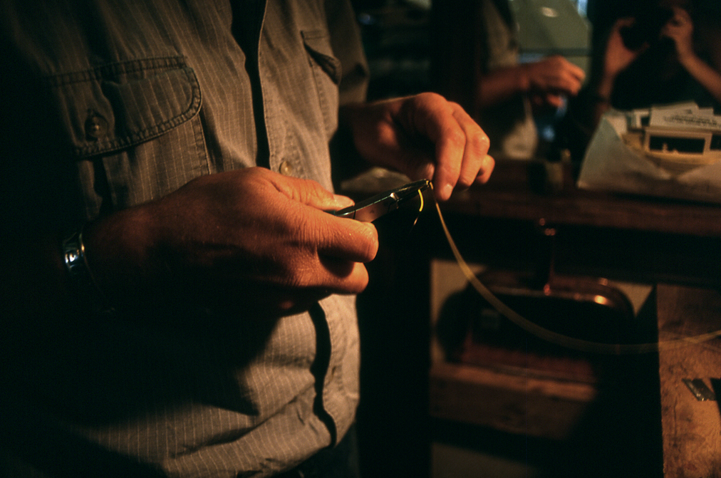 Fly Fish Tying - Ft. Collins, Colorado