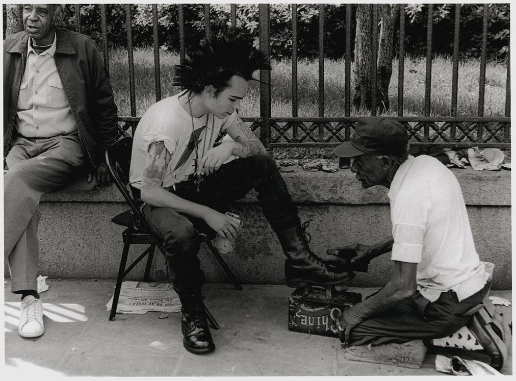 Heart Socks - New Orleans, Louisiana