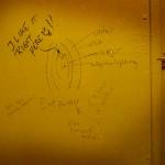 Bathroom Graffiti - Nashville