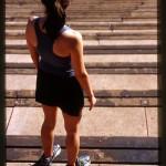 Running Stairs - Red Rocks, Colorado